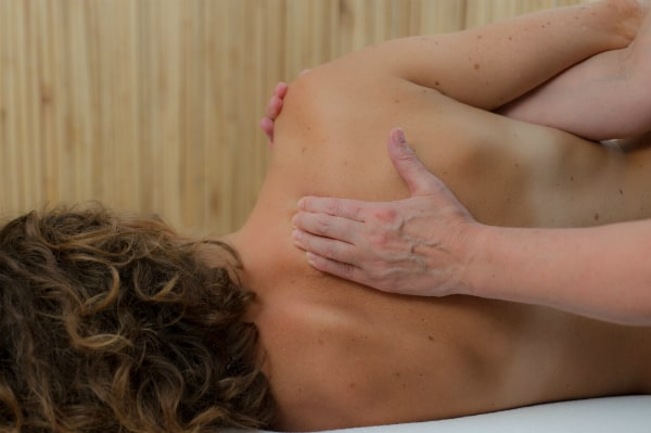 Schwangerenmassage